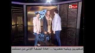 بالفيديو.. مايا دياب تُحرج سعد الصغير على الهواء وسط صدمة الجمهور