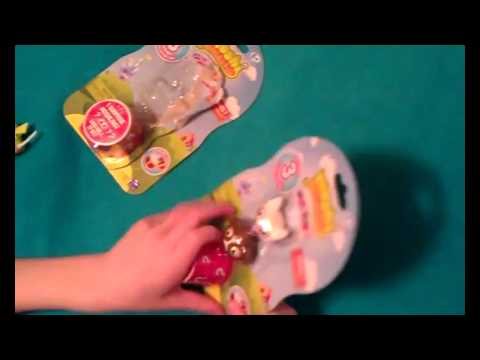Opening 2 x 3 Packs Moshi Monsters Moshlings Series 1 Toy Review by Deaner