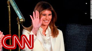 Melania Trump reveals details of first state dinner - CNN