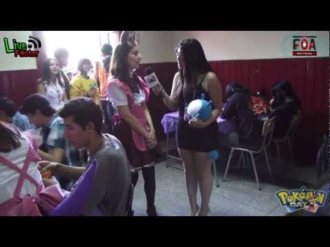 Free For All - Episodio 19 - Día del monstruo de bolsillo 2013 - www.livefactor.cl