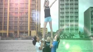 Stunting on the beach!