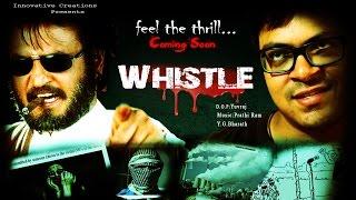 Whistle - Telugu short film - (kabali) rajnikanth as narasimha - Innovative Creations Presents. - YOUTUBE