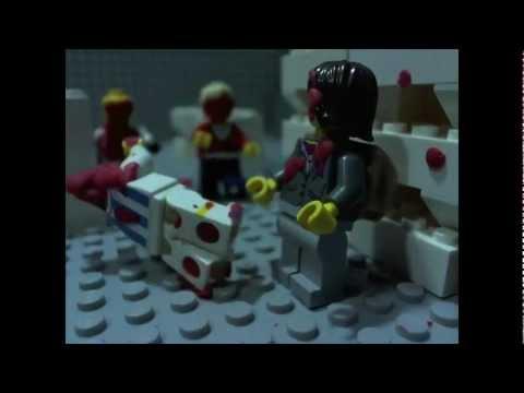 Lego Zombie Attack -5ICYuV8sEGo