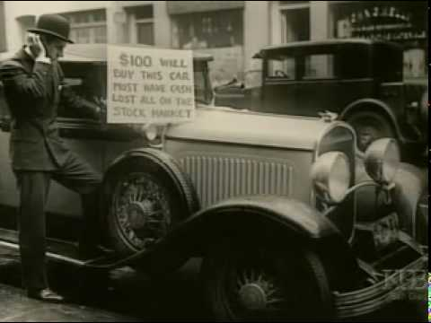 The Crash of 1929 & The Great Depression PBS 6of6