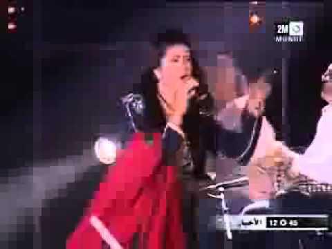 Mohamed Assaf e Salma Rachid a CasaBlanca Maroc
