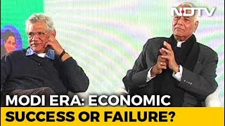 Economics In New India: Yashwant Sinha And Sitaram Yechury's Take - NDTV