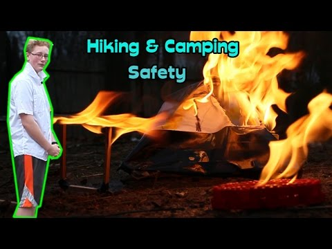 Hiking & Camping Safety with Sean Voelger