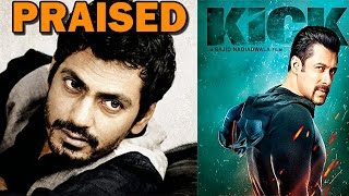Nawazuddin Siddhiqui praised for 'KICK' | Bollywood News