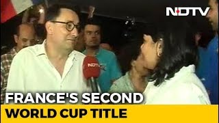 I Was Confident That France Will Lift The Trophy, Says French Ambassador - NDTV