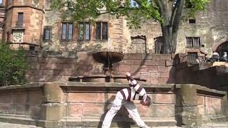 Yogaübungen mit Sukadev in Heidelberg