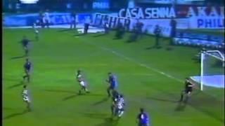 Sporting - 2 Barcelona - 1, UEFA CUp, 1986/1987