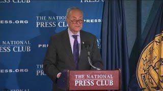 Schumer: Trump broke his promises to Americans - CNN
