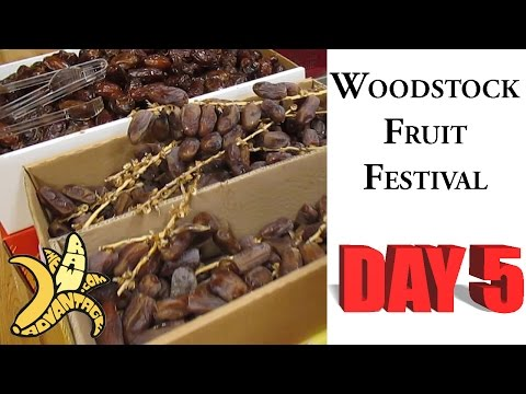 Woodstock Fruit Festival Day 5, Dry Fasting and Water Fasting!