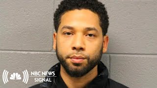 Tracking The Jussie Smollett Case, Step By Step | NBC News Signal - NBCNEWS