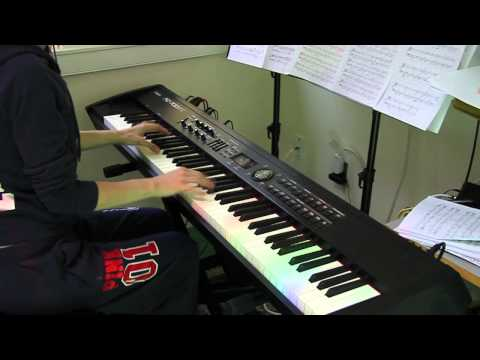 Depeche Mode &#8211; The Sun And The Rainfall &#8211; Piano Cover