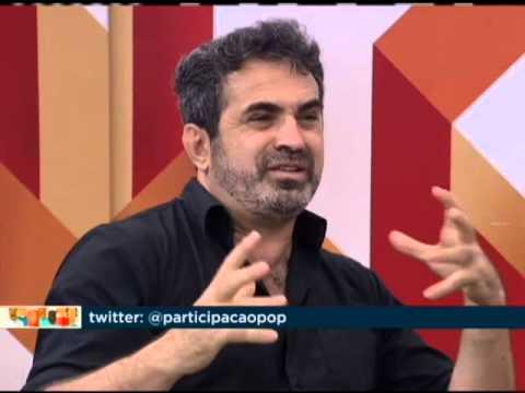 SALOMÃO DI PÁDUA NA TV CÂMARA - SOBRE MÚSICA BREGA