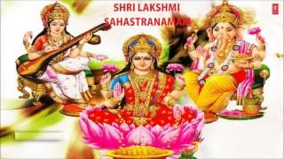 Shri Lakshmi Sahastranaam Stotram I Full Audio Songs Juke Box - TSERIESBHAKTI