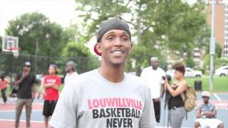 Lou Williams Talks Knowing Meek Mill For Many Years