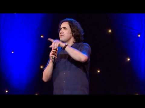 micky flanagan on americans - out out tour