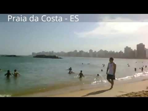 Praia da Costa p18- Lindas praias capixabas