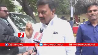 TDP MLA Sravan Kumar Face To Face Over CM Chandrababu Naidu Rally For AP Special Status | iNews - INEWS