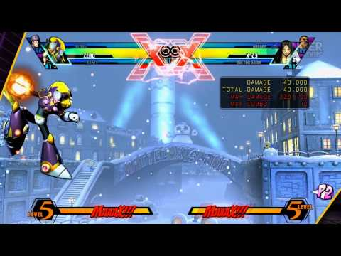 Ultimate Marvel Vs Capcom 3 ZERO REHAB Guide