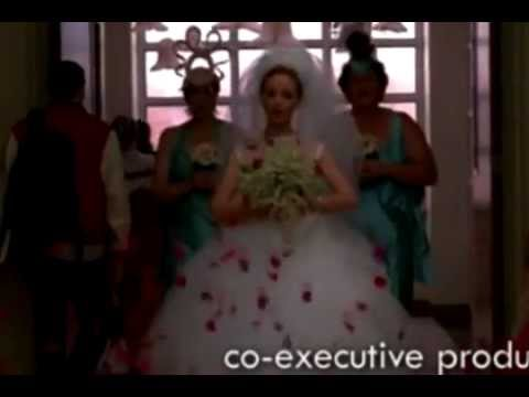 Glee Wedding Bell Blues Full Performance Official Music Video