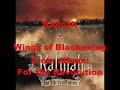 Wings Of Blackening