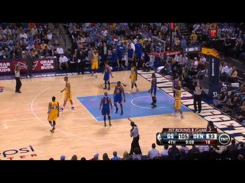 Harrison Barnes Drives In For Nasty Reverse Dunk