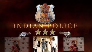 INDIAN POLICE || TELUGU SHORT FILM || By puttaparthi creative works || - YOUTUBE