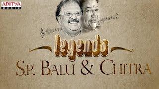 Legends - S.P. Balu & Chitra | Telugu Golden Songs Jukebox Vol. 1 - ADITYAMUSIC