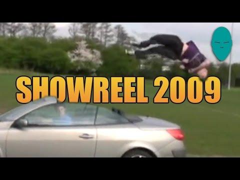 Damien Walters Showreel 2009 ..
