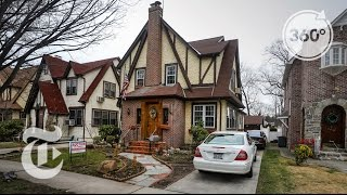 Tour Trump's Childhood Home | The Daily 360 | The New York Times - THENEWYORKTIMES