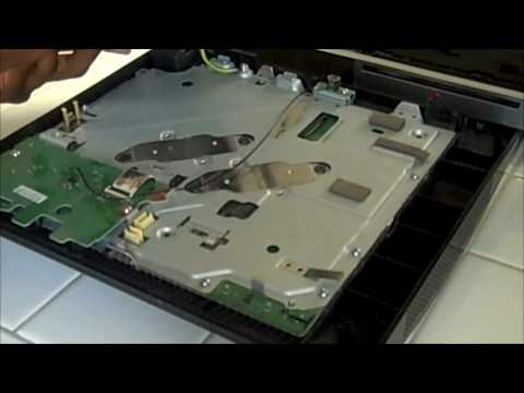 PS3 YLOD Step by Step FIX / Repair Part 2 of 4 HD