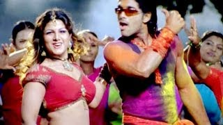 Desamuduru Movie -  Attantode Full Video Song - Allu Arjun, Rambha - ADITYAMUSIC