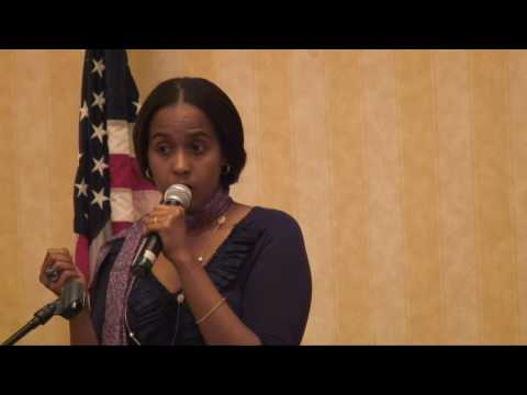 Day 1: The 1st Annual Somali Diaspora Youth Conference (PART 6A)