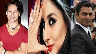 Bollywood News in 1 minute - 01/08/2014 - Tiger Shroff, Karena Kapoor, Nawazuddin Siddhiqui
