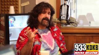 [Mick Foley - What the Hell is Wrong With You?] Video
