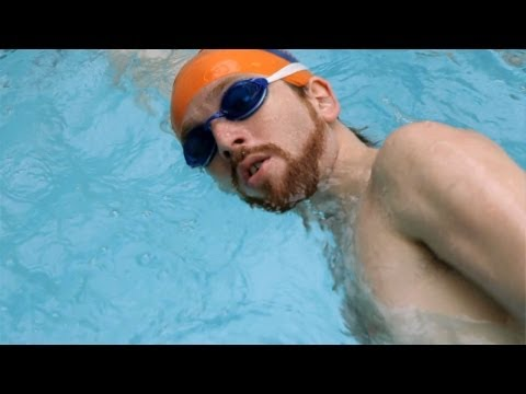 How to Breathe during a Front Crawl | Swimming Lessons