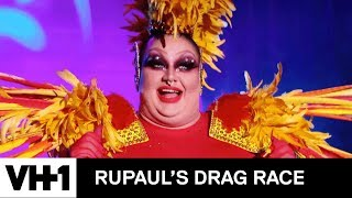 Eureka Feels the Pressure 'Sneak Peek' | RuPaul's Drag Race Season 10 - VH1