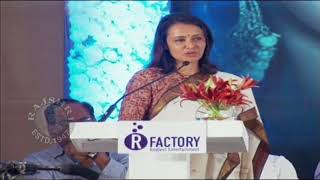 Amala Akkineni Speech At Condolence Meeting For Sridevi - RAJSHRITELUGU