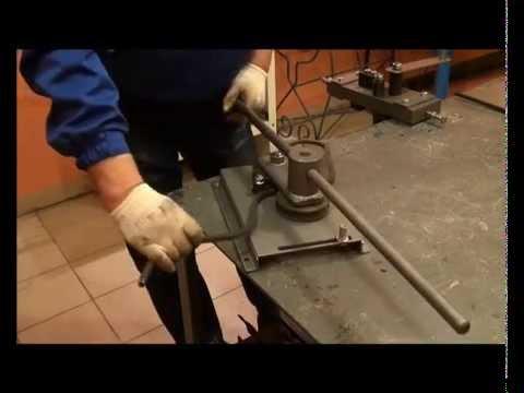 Как сделать гнутик для холодной ковки своими руками
