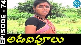 Adavipoolu || Episode 74 || Telugu Daily Serial - IDREAMMOVIES
