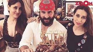 Kareena Kapoor Khan Hosts A Midnight Birthday Party For Saif Ali Khan & More | Bollywood News - ZOOMDEKHO