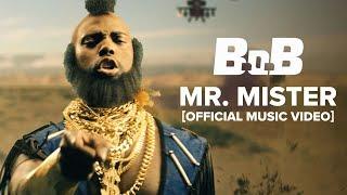 B.o.B - Mr. Mister ( 2017 )