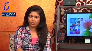 Sakhi - సఖి - 17th October 2014 - ETV2INDIA