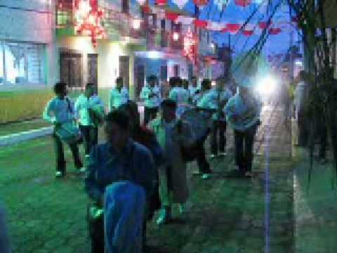 Peregrinación de Hijos Ausentes Feria del maiz San Sebastian del Sur 2009