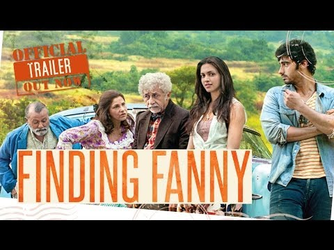 Finding Fanny - Official Trailer