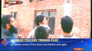 LeT threat to Jammu & Kashmir sarpanches - TIMESNOWONLINE