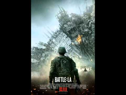 Battle : Los Angeles, the stars go dim and the sky turns black [SOUNDTRACK]